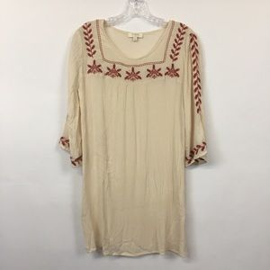 ❤️ Umgee Embroidered Tunic S